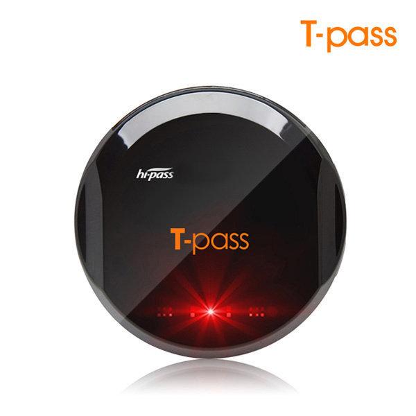 티패스 TL-720S 태양광충전 무선 하이패스 단말기 블랙
