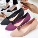 클린388 여성 아쿠아 플랫슈즈 단화 신발