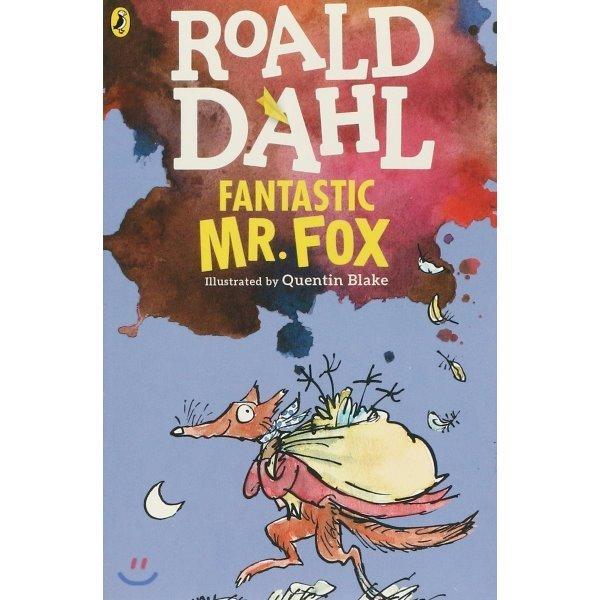 Fantastic Mr  Fox  Roald Dahl  Quentin Blake