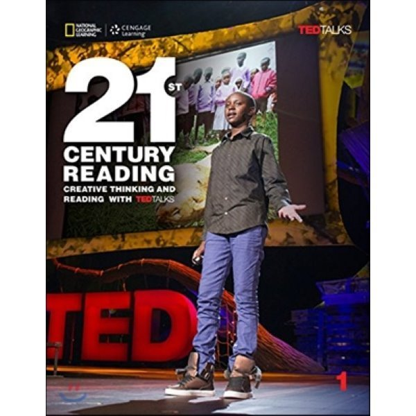 21st Century Reading 1 : Creative Thinking and Reading with TED Talks  Robin Longshaw  Laurie Bla...
