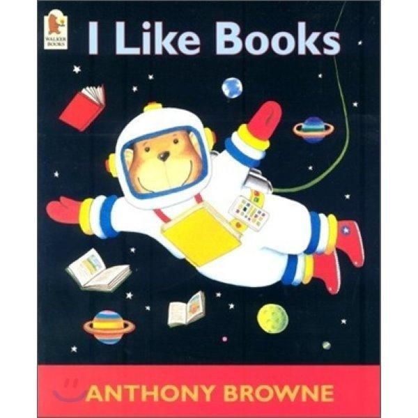 I Like Books  Anthony Browne