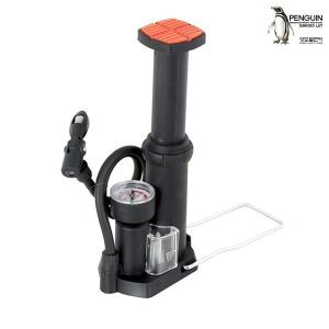 미니 에어펌프/풋펌프 BFP2 슈레더용 자전거펌프