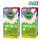 베지밀B 달콤한 고칼슘두유 190ml x 48팩