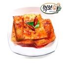 국산)전라도 석박지 김치1kg 아삭한맛 HAPPC 100%국산