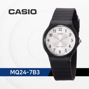 CASIO 학생 수능시계 MQ-24-7B3 아날로그 쿼츠 MQ247B3