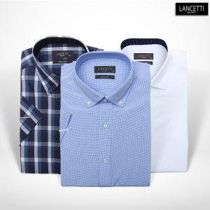 (신세계경기점)쿨비즈 슬림핏 반소매셔츠 31종 택1 OLM5100WH외30종