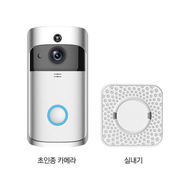 200만화소 무선 인터폰 초인종 IPCCTV 초인종카메라