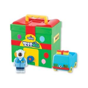 리틀타운 마트 유아 장난감 마을 어린이 뽀로로타운