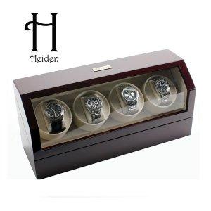하이덴 프리미어 쿼드 와치와인더 HD015-Cherry 4구