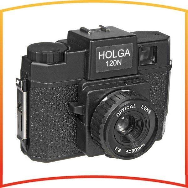 해외144120  Holga 120N Medium Format Film Ca...