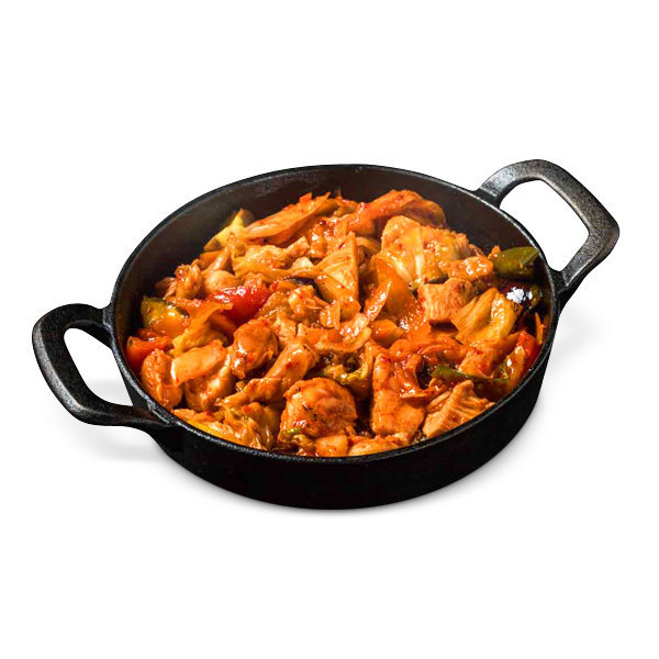 입맛당기는 춘천 식 닭갈비730g +730g 닭고기