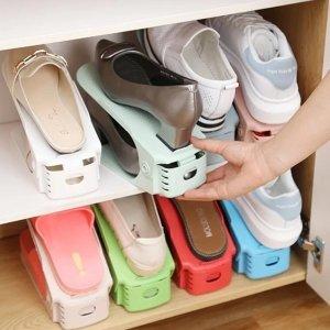 신발정리대 신발거치대 신발보관함 슈즈렉