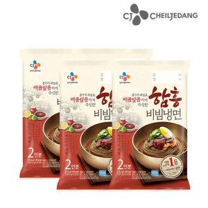 냉장  함흥 비빔냉면 (2인분) 474.4g 4개