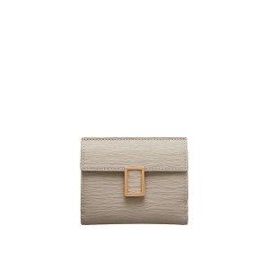 (현대Hmall) COURONNE  Blanc(블랑) Half Wallet_RCACX19117BEX
