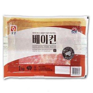 사조오양베이컨1kg(베이컨)