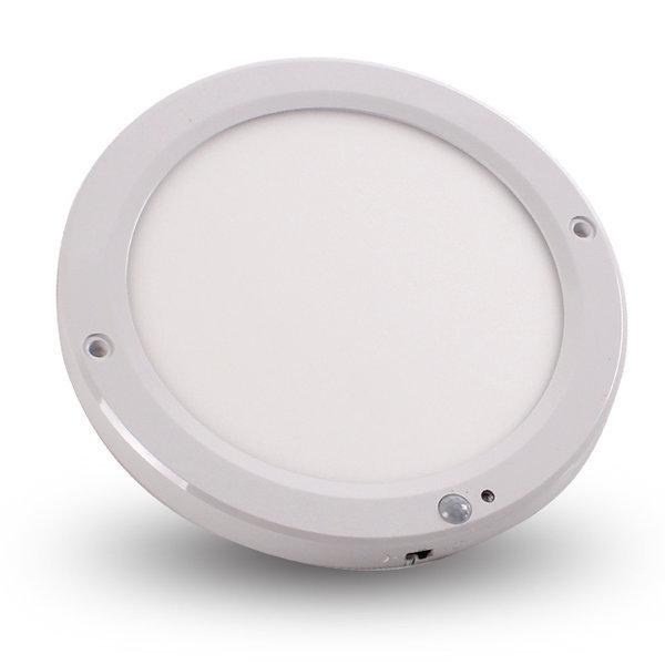 LED 슬림엣지 원형센서 8인치 20W