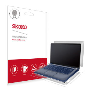 삼성 노트북 PEN S NT950SBV 무광 전신 외부보호필름