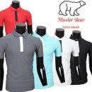 (남성) Master Bear BP 0207 골프반팔티셔츠 골프웨어