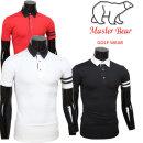 (남성) Master Bear BP 0256 골프반팔티셔츠 골프웨어