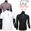 (남성) Master Bear BP 0308 골프반팔티셔츠 골프웨어