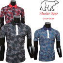 (남성) Master Bear BP 0331 골프반팔티셔츠 골프웨어