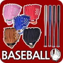 어린이 야구 글러브 10.5 /스포츠 야구공 캐치볼 용품