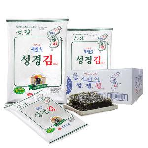 성경김 재래식 전장김 30gx20봉 특가 1박스출고