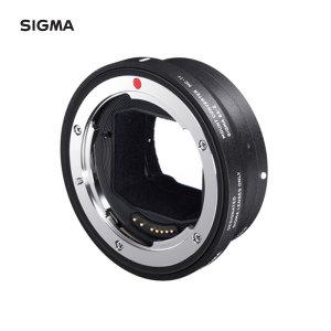 시그마 컨버터 MC-11 (소니미러리스+캐논용렌즈 장착)