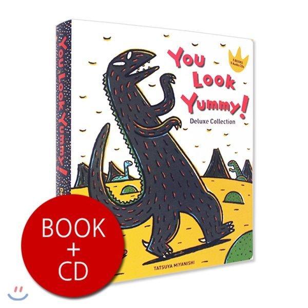 고 녀석 맛있겠다 영어 원서   CD 박스 세트 : You Look Yummy  Deluxe Collection (5 Books + 5 CDs)...