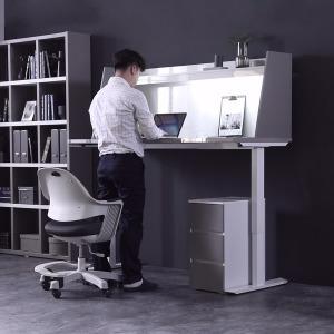 포스트모던 높이조절책상 모션데스크 컴퓨터책상