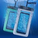 1+1 화이트+민트 핸드폰 휴대폰 방수팩 레릭 10m방수