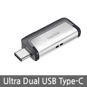샌디스크정품 울트라 듀얼 otg C타입 64GB dual otg
