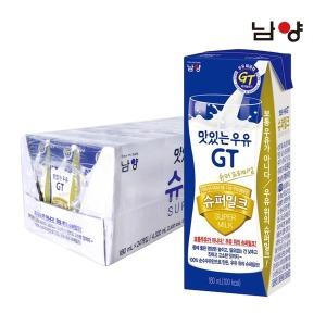 맛있는GT 슈퍼밀크 180ml 24입