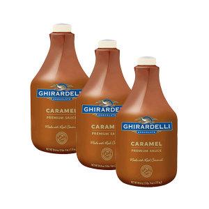 기라델리 카라멜 소스 2.56kg 3개세트