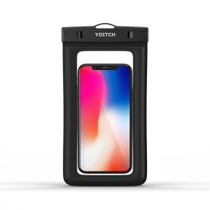 1+1 블랙 핸드폰 휴대폰 방수팩 레릭 10m 완전방수