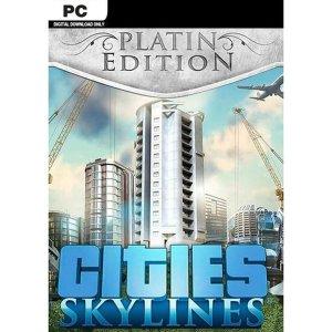 PC 시티즈 스카이라인 본편+확장팩3개 합본 스팀 코드