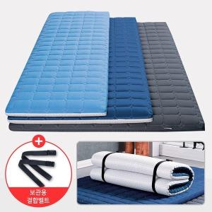 기절 마약매트리스 침대 바닥 토퍼 메모리폼 접이식