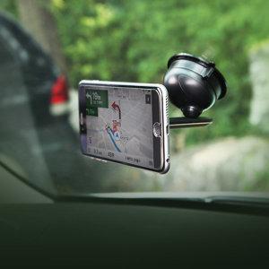 ABSL T1 차량용 스마트폰 휴대폰 자석 거치대 골드