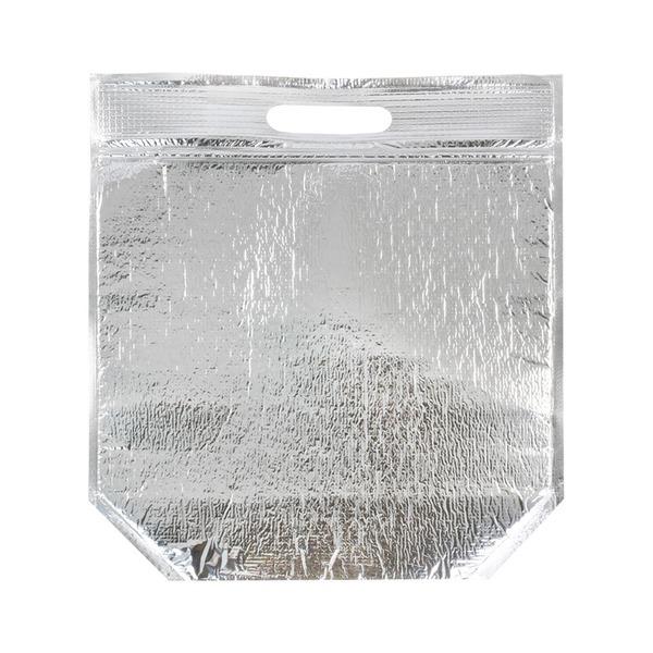 은박보냉팩 손잡이 지퍼형(대)50개 보냉파우치 보냉백