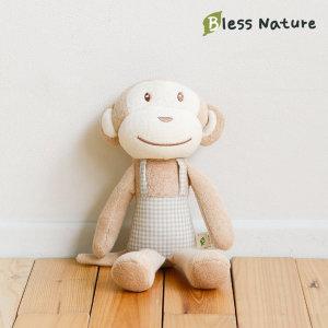 오가닉 애착인형 아기 원숭이 키키
