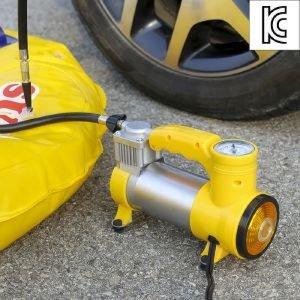 사이클론 LED 차량용 에어컴프레셔 펌프(35L) LED에어