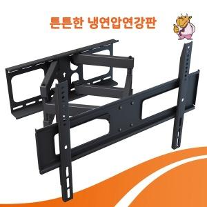 HWA7466 46~70인치 벽걸이tv브라켓 삼성 LG TV 거치대