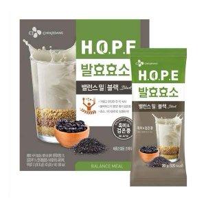 (현대백화점)CJ HOPE  효소밸런스밀 블랙