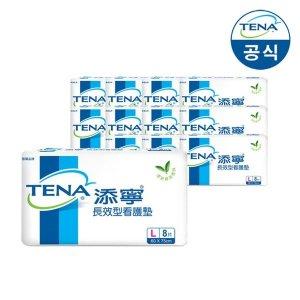 테나 성인용기저귀 위생매트 8매 12팩