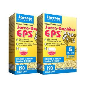 자로우 도피러스 EPS 50억 유산균 120정 1+1(총240정)
