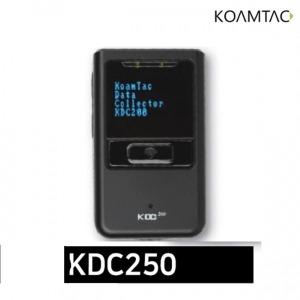 코암텍 KDC 250 모바일 블루투스 바코드 스캐너 A급