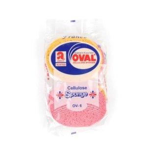 오발(OVAL) 수세미  슥삭슥삭 잘 닦여요 6개 한세트