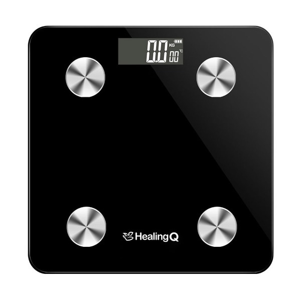 스마트 체중계/체지방체중계/HQ-S4000(블랙) 한글APP