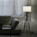 클로버 장스탠드(그린) + LED램프 전구색
