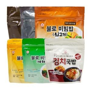 (불로비빔밥/비상식량)불로전투식량/군납40년역사정품